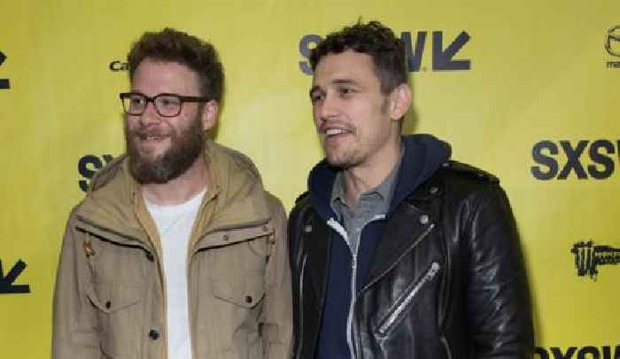 Seth Rogen Says He Won't Work with James Franco Following Sexual Misconduct Allegations