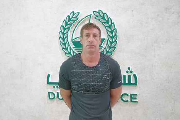 One of UK's most wanted men arrested in Dubai after years on run