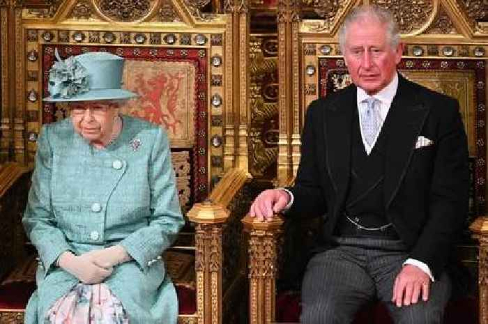 Prince Charles to be by Queen's side during her speech
