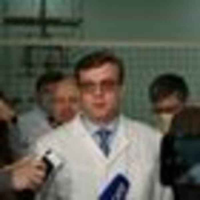 Doctor who treated Kremlin critic Navalny after poisoning goes missing in Siberia
