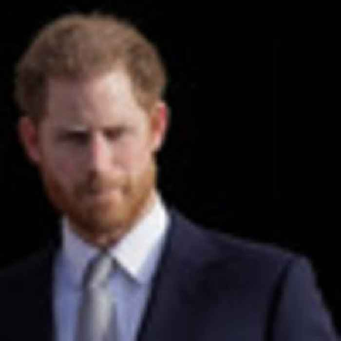 Prince Harry says most people 'carry some form of unresolved trauma, loss or grief' as he launches mental health series