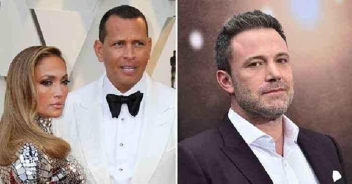 Alex Rodriguez 'Saddened' By Jennifer Lopez And Ben Affleck Reunion