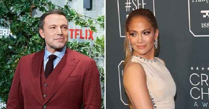 Ben Affleck Was Reportedly Emailing Love Notes To Ex Jennifer Lopez For Months — Even While She Was Still Engaged To Alex Rodriguez