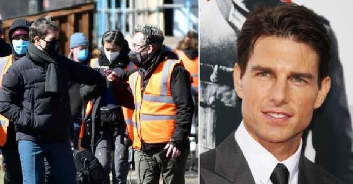 'I Said What I Said': Tom Cruise Defends Profanity-Laced Meltdown On Set Of 'Mission: Impossible 7'
