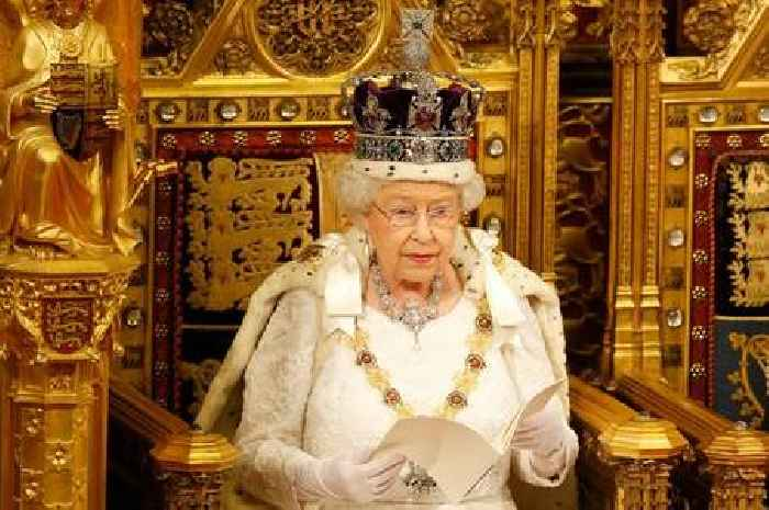New laws in Queen's Speech will be 'rocket fuel' to 'level up' country, says PM