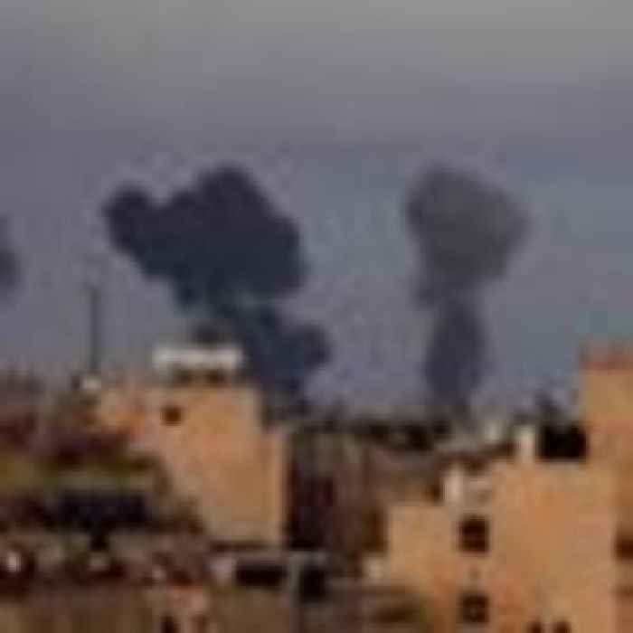 Six days of escalating violence in Israel and Gaza - how did it happen?