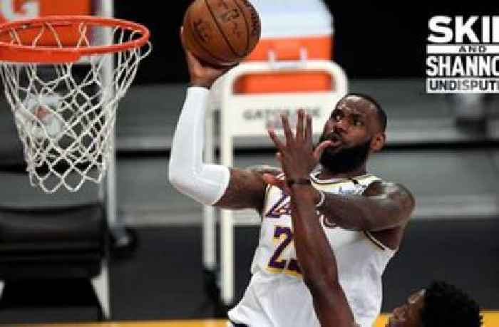 Shannon Sharpe: LeBron James sitting out isn't surprising; he won't miss the Championship banner unveiling I UNDISPUTED