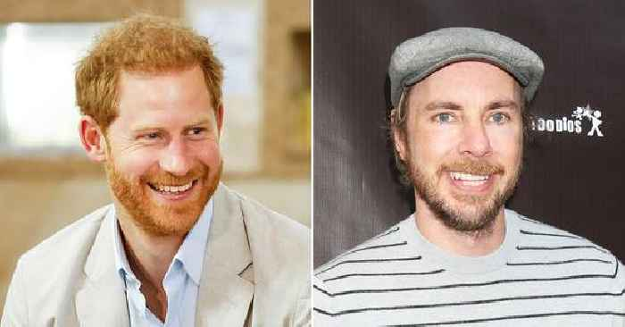 'This Guy's A Party': Dax Shepard Presses Prince Harry On Infamous Nude Photo Scandal, Compliments Royal On Rockin' Bod