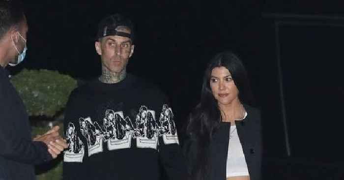 A 'Woman Of Many Talents:' Kourtney Kardashian Gives Travis Barker An 'I Love You' Tattoo