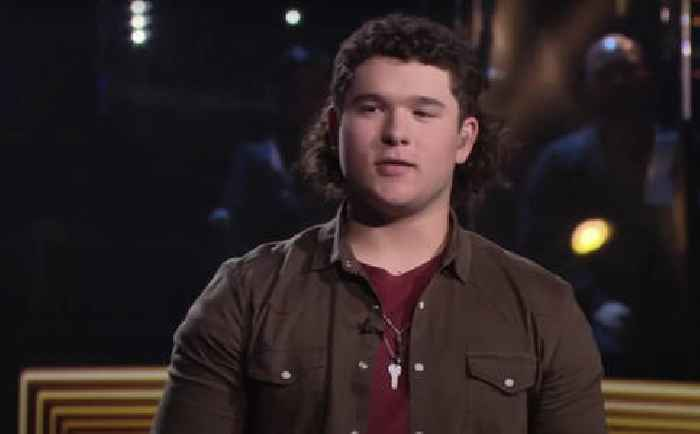 American Idol Drops Finalist Caleb Kennedy After Video of Him with Someone in KKK-Style Hood Resurfaces