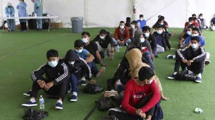 Critics Say Mass Emergency Shelters For Migrant Kids 'Inadequate'