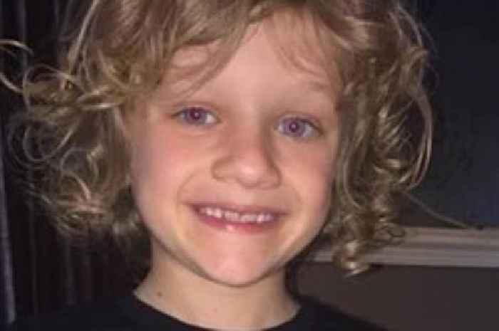 Family tribute to Jordan, nine, killed by lightning