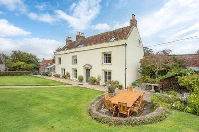 Spy author John le Carré's former Somerset home is up for sale