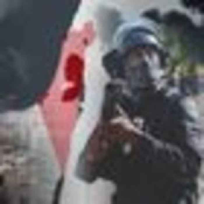 Where are attacks and clashes taking place in Israel and Gaza?