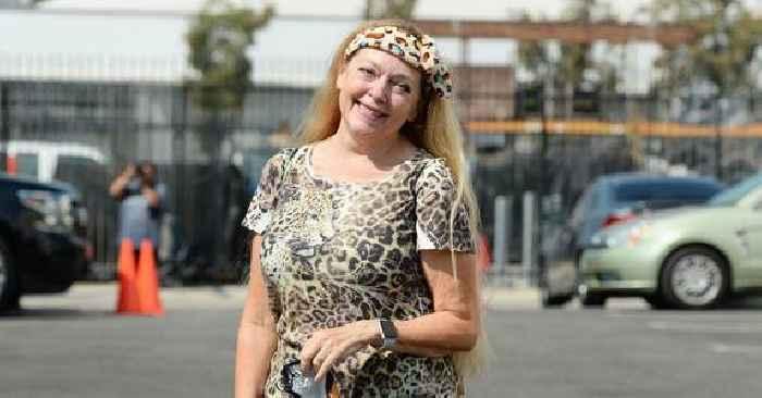 Carole Baskin Offers $5,000 Reward For Return Of Missing Tiger In Houston