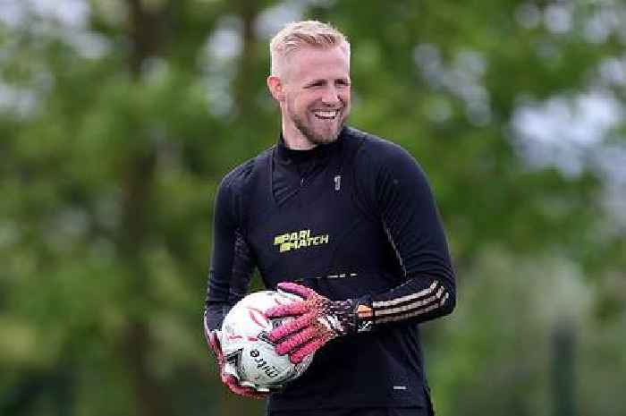 Schmeichel knew this day would come – when he joined 10 years ago
