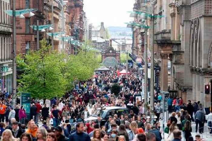 Glasgow overtakes Moray as Covid hotspot amid 'loss of control' warning