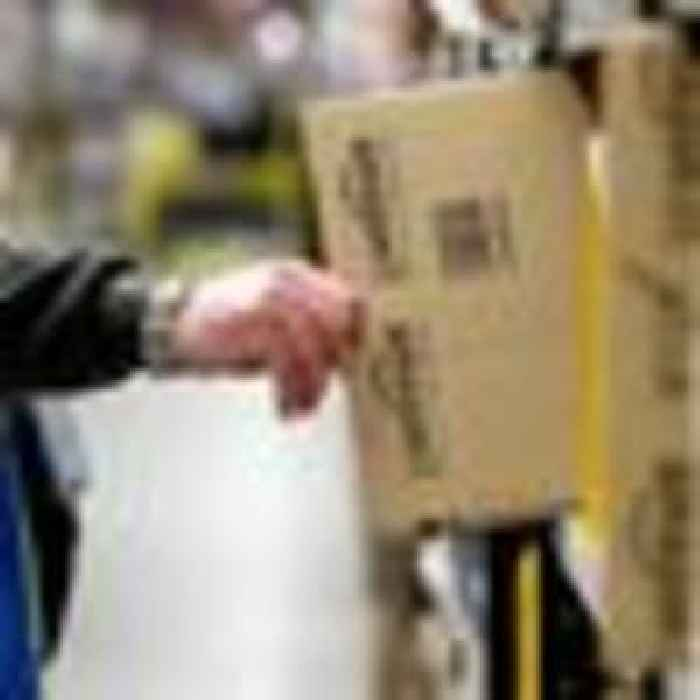 Amazon to create more than 10,000 new UK jobs this year