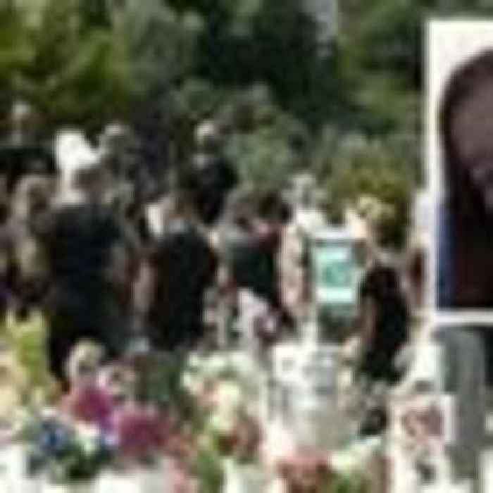 Hundreds attend funeral of British woman killed in Greece burglary