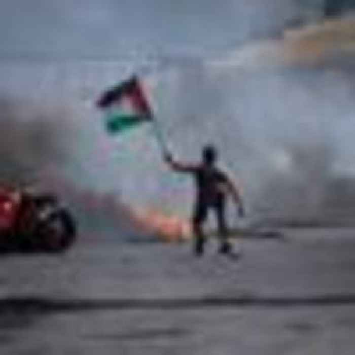 Six Palestinians killed by Israeli army in West Bank amid protests over Gaza violence