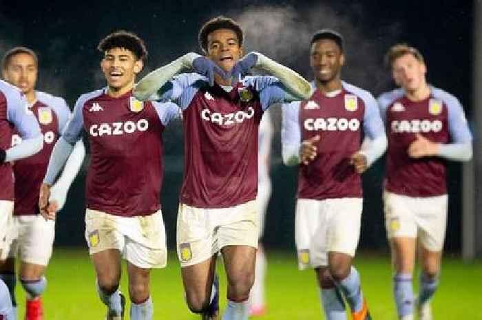 Carney Chukwuemeka - transfer talk, contract and Villa plan