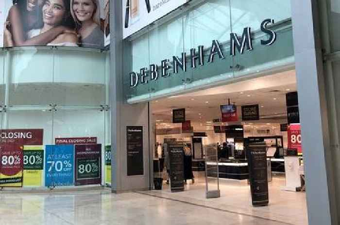 Final Debenhams to close today after 243 years