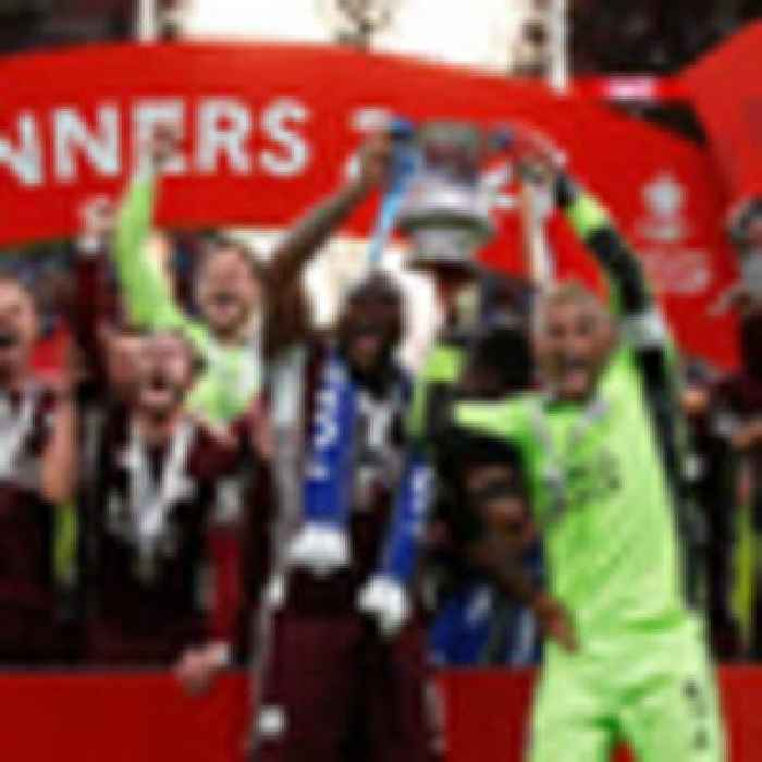 Football: Leicester wins FA Cup for first time beating Chelsea