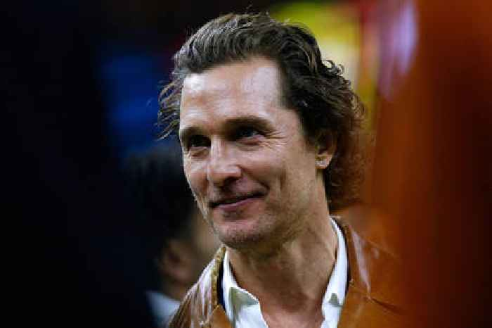 Matthew McConaughey Is Reportedly Making Calls About Whether to Run for Texas Governor