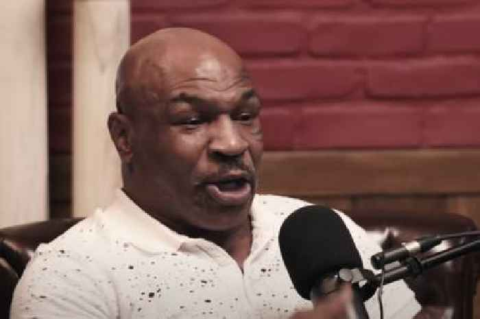 Mike Tyson 'envious' of Logan and Jake Paul as they 'get all the f****** money'