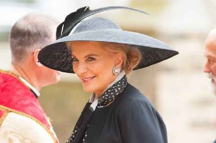 Princess Michael of Kent, 76, ill with blood clots after COVID battle