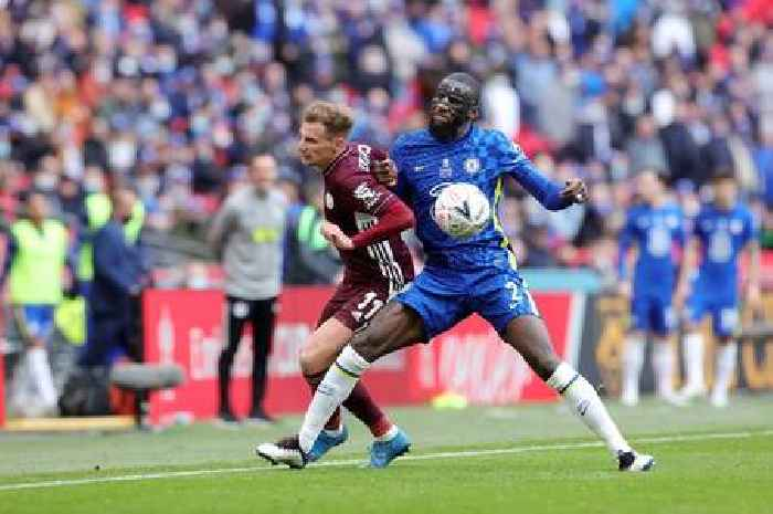 Antonio Rudiger insists Chelsea will fight back after FA Cup defeat to Leicester