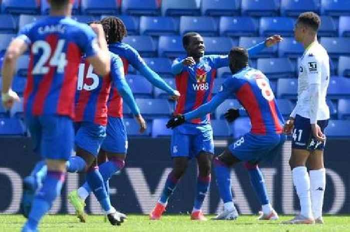 Crystal Palace player ratings: Zaha, Benteke and Tyrick Mitchell score in win