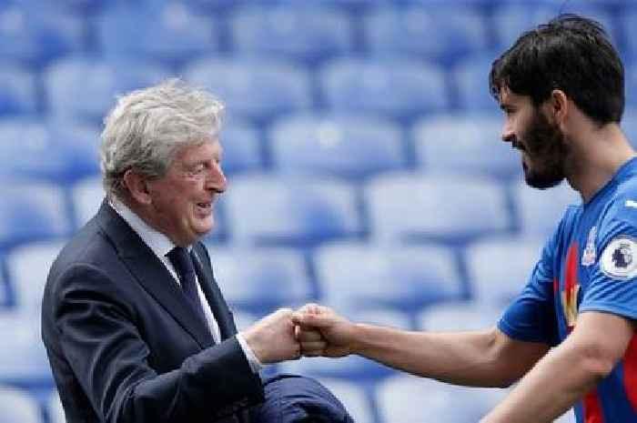 Crystal Palace press conference live: Hodgson on Zaha, Benteke and Mitchell
