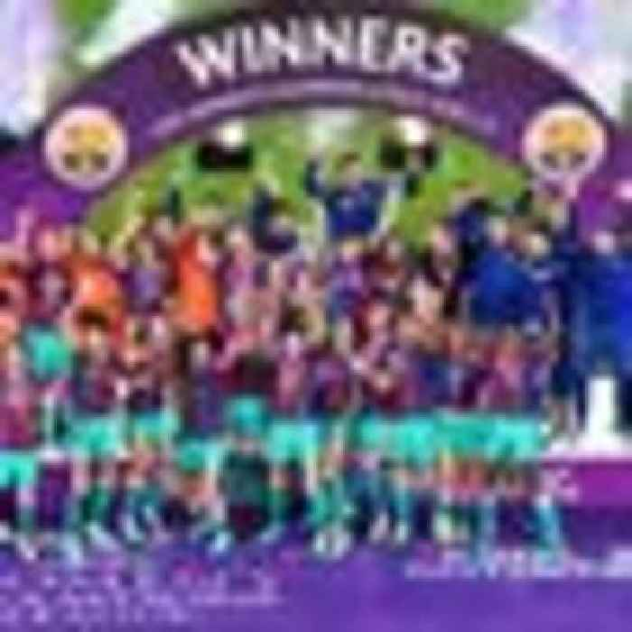 Chelsea thrashed 4-0 by Barcelona in Women's Champions League final