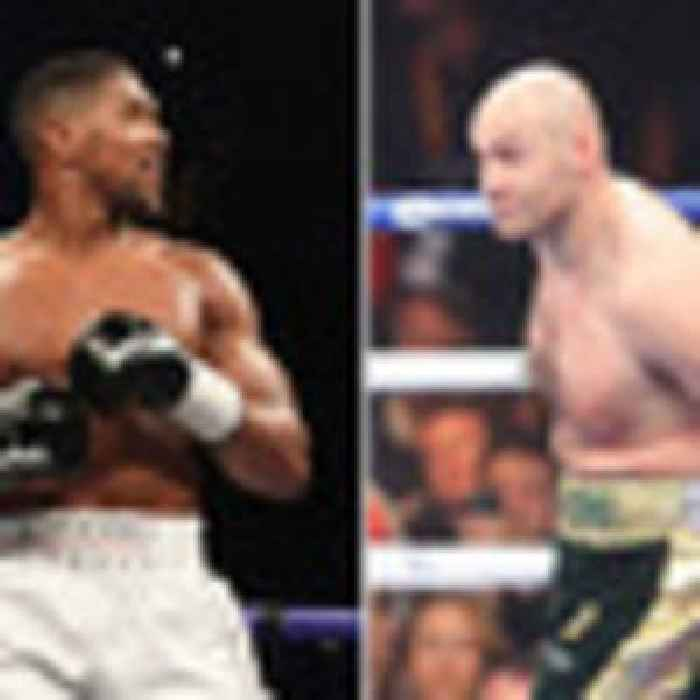 Boxing: Tyson Fury says he is fighting Anthony Joshua in Saudi Arabia