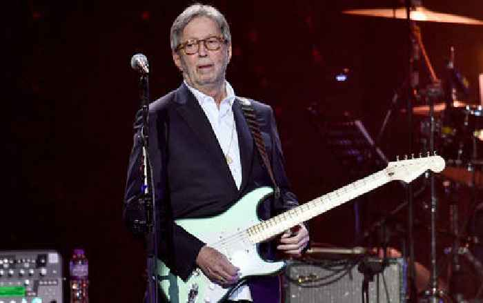 Eric Clapton Rips Pro-Covid Vaccine 'Propaganda' After Revealing He Suffered Serious Side Effects From AstraZenaca Jab
