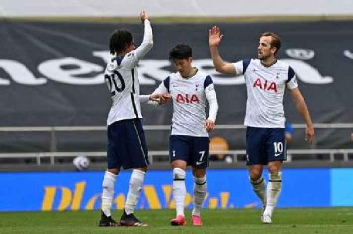 Dele Alli sends subtle shot Mourinho's way as pundits clash over the midfielder