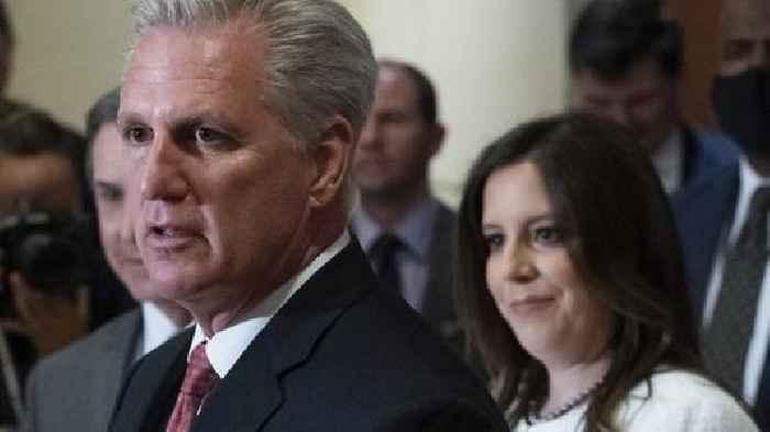 GOP Leader McCarthy Opposes Jan. 6 Commission
