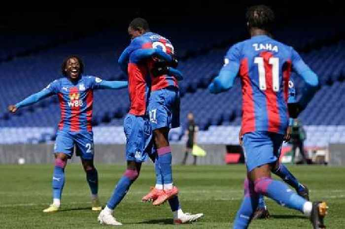 Mitchell looking forward to 'amazing moment' as Crystal Palace fans return