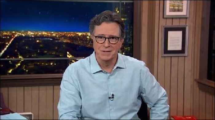 Colbert Urges Support for 'Frontline Twerkers' Amid COVID (Video)