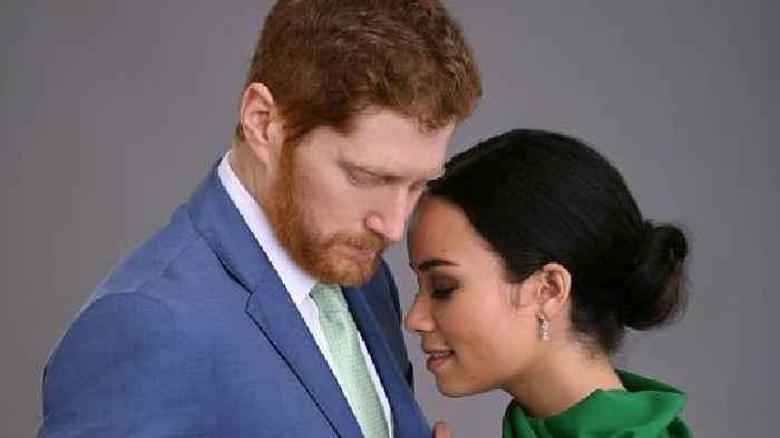 Lifetime Casts Its Prince Harry and Meghan Markle for 'Escaping the Palace' TV Movie