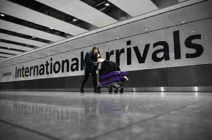Latest rules for travelling to and from green, amber and red list countries