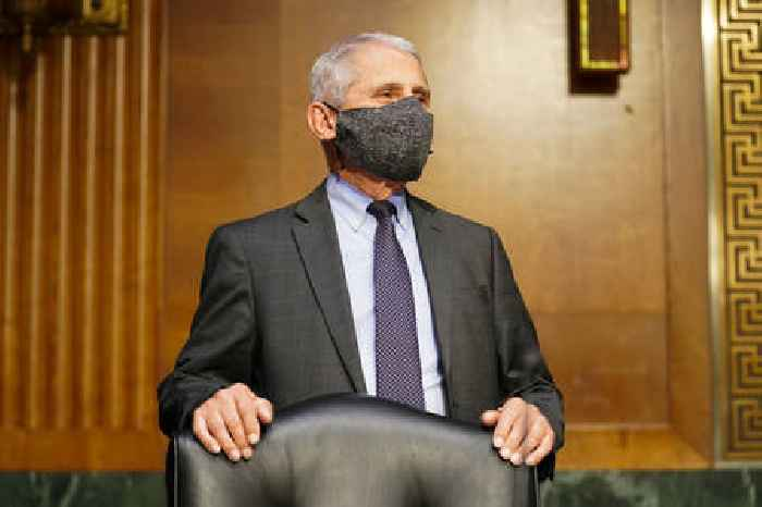 Fauci Claims Pfizer, Moderna COVID-19 Vaccines Effective Against Indian Variants; Admits He Still Wears Mask