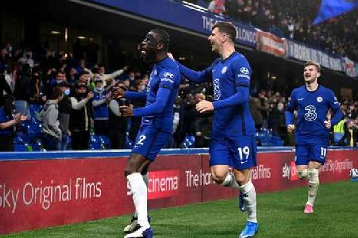 Antonio Rudiger and Mason Mount among Chelsea stars to react after Leicester win