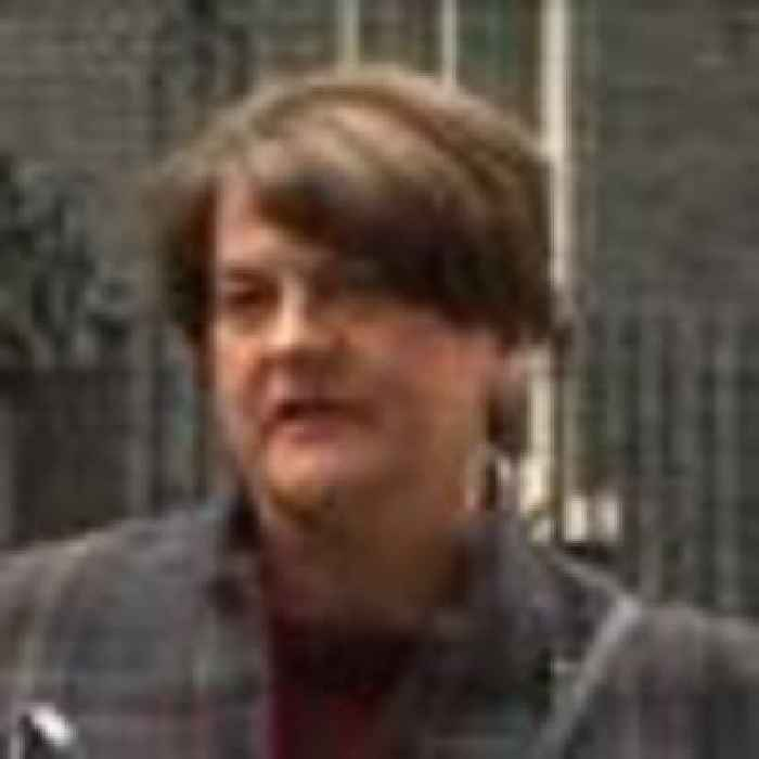 Arlene Foster in last-ditch plea for action on NI protocol ahead of final meeting with PM