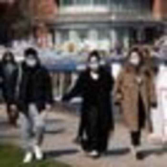 Wearing masks after COVID rules end makes 'sense' for many, says minister