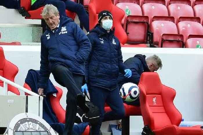 Every word Hodgson said on his final Crystal Palace game, Benteke and Liverpool