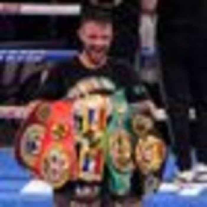 Josh Taylor beats Jose Ramirez to become Britain's first undisputed world boxing champion