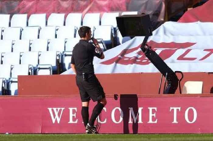 Aston Villa's final Premier League position without VAR confirmed