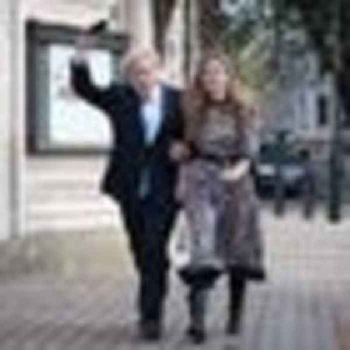 'A personal matter': Downing Street refuses to be drawn on reports PM and Carrie Symonds planning 'lavish' wedding